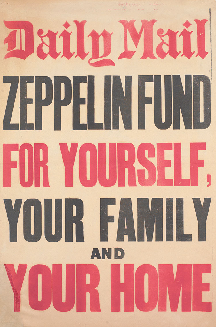 Daily zeppelin fund